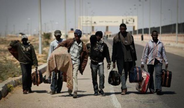 İngiltere'deki göçmen sayısı açıklandı