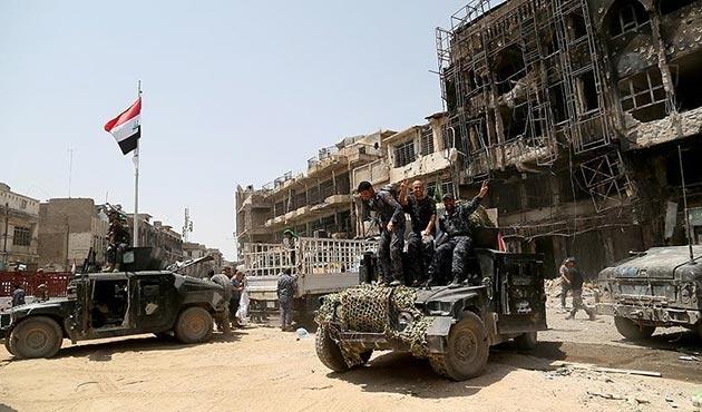 Irak'ta 61 DEAŞ'lı öldürüldü