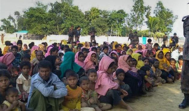 ABD'den Myanmar'a BM misyonuyla iş birliği çağrısı