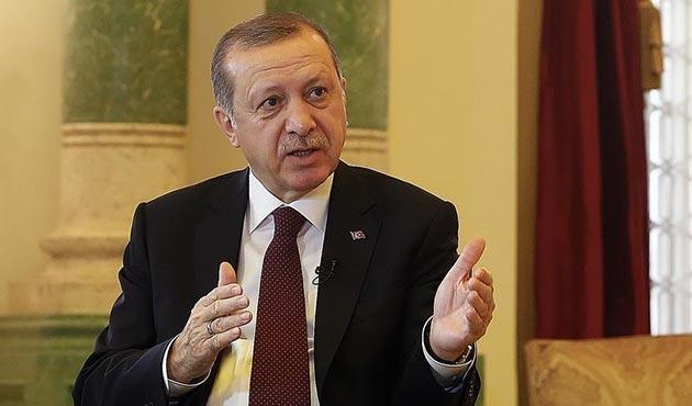 Erdoğan'dan Abbas'a Mescid-i Aksa telefonu