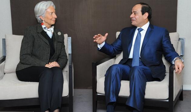 IMF'den Mısır'a vereceği kredinin ikinci kısmına onay