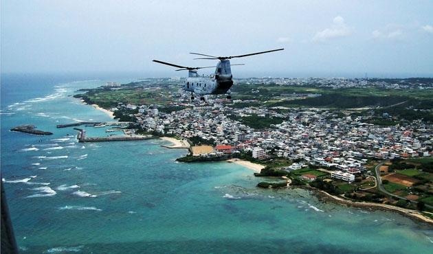 Okinawa'daki ABD ordusu gerilim yarattı