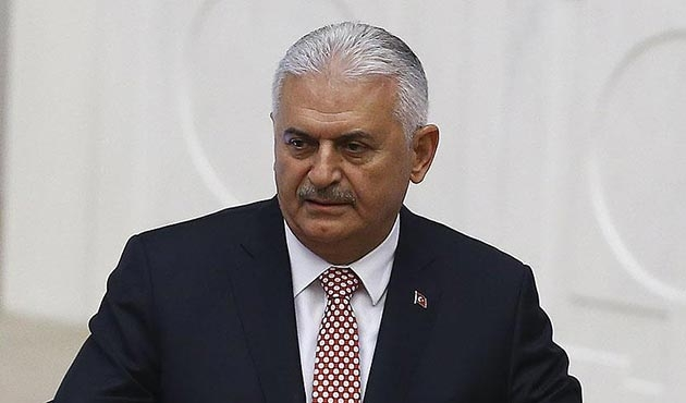 Başbakan Yıldırım'dan 'kontrollü darbe' iddiasına sert cevap