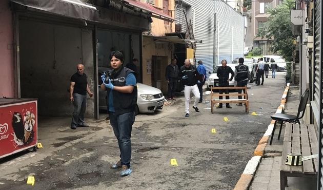 Beyoğlu'nda silahlı saldırı