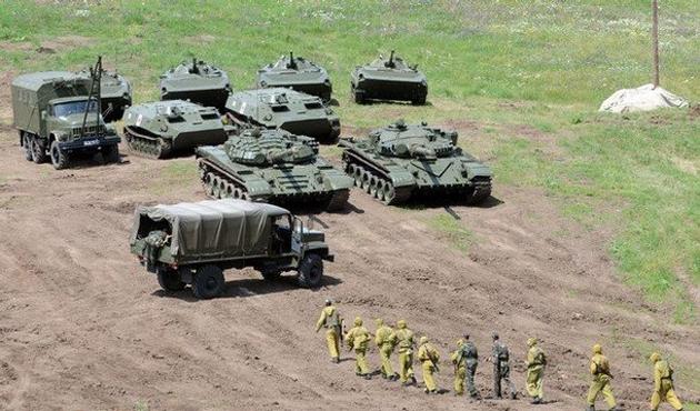 Rusya'dan Ermenistan'la ortak orduya onay çıktı