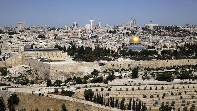 Eski Kudüs 4 gündür işgal güçlerinin ablukası altında