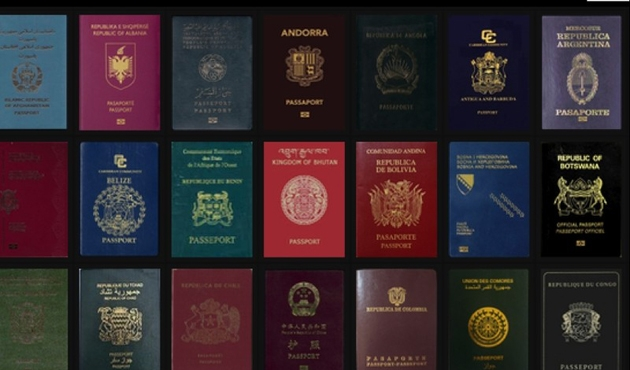 Orta Asya'nın en geniş vizesi Kazakistan ve Kırgızistan'da