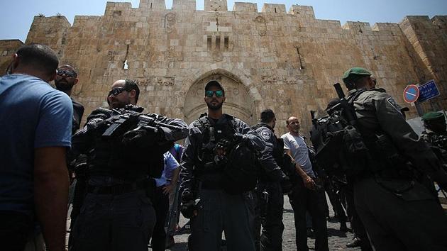 Fanatik Yahudilerin Mescid-i Aksa'ya saldırıları sürüyor