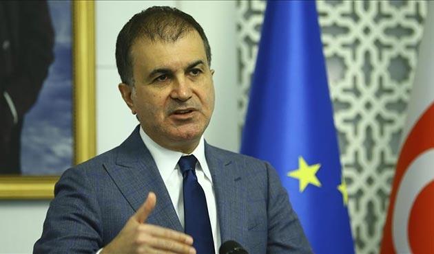 AB Bakanı Çelik, Brüksel'de gündemi değerlendirdi