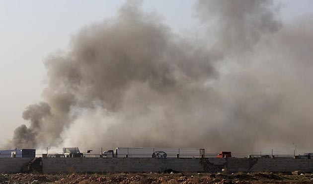 Suriye'de rejim karşıtı gruplar arasındaki çatışma şiddetleniyor