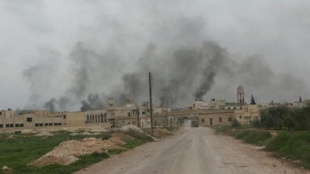 Suriye'de Esed karşıtı gruplar arasında çatışma