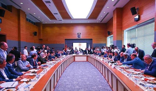Meclis İçtüzük değişikliği teklifi komisyonda kabul edildi