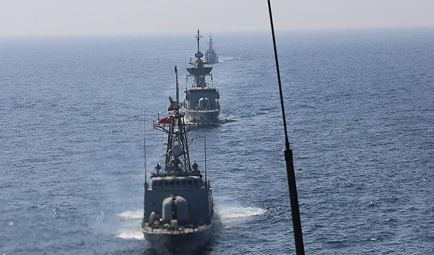 Deniz Kuvvetleri'nden 'Birleşik Deniz Kuvvetleri' açıklaması