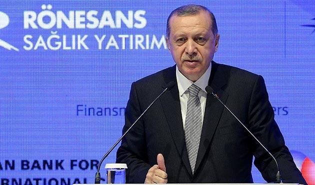 Erdoğan'dan Almanya'ya: Türkiye'yi karalamaya gücünüz yetmez