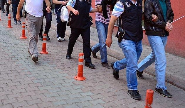 İstanbul'da FETÖ şüphelisi 168 kişiye operasyon
