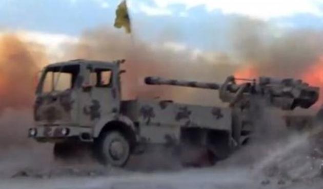 Hizbullah ve Suriye'den Lübnan'da operasyon