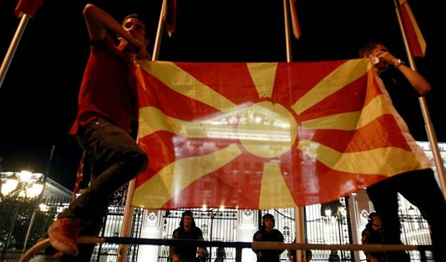 Makedonya, Yunanistan'ın isim önerisini reddetti