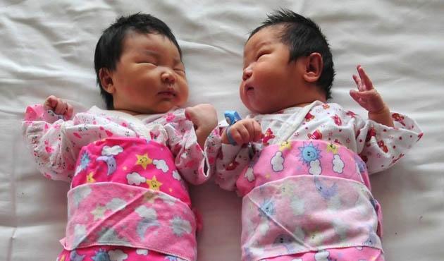 Çin'de doğum oranları artmaya devam ediyor