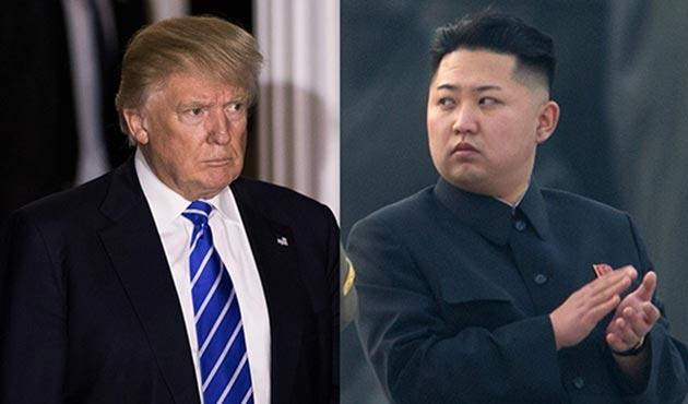 Kuzey Kore'den ABD'ye 'tehdit ve baskıya son verme' çağrısı