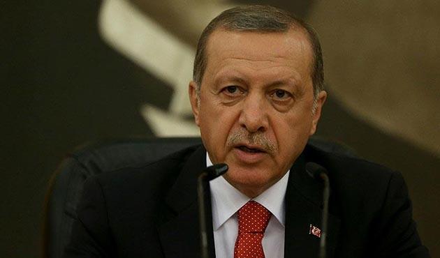Erdoğan: Harem-i Şerif tüm İslam aleminin onurudur, namusudur