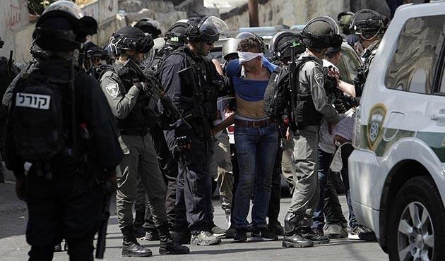 İşgal güçleri, Hamas mensubu 23 Filistinliyi gözaltına aldı