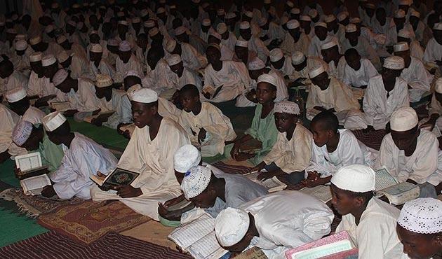 Sudanlı yetimlerden 15 Temmuz şehitleri için bin hatim