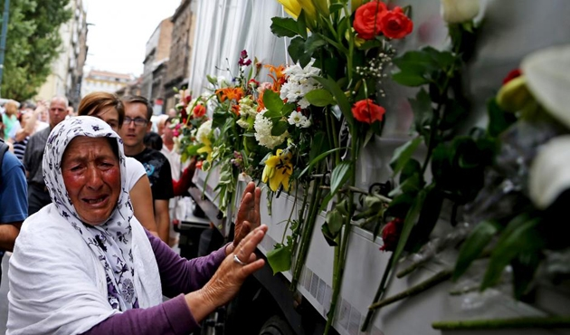 Boşnak kurban yakınlarından ICTY'ye tepki