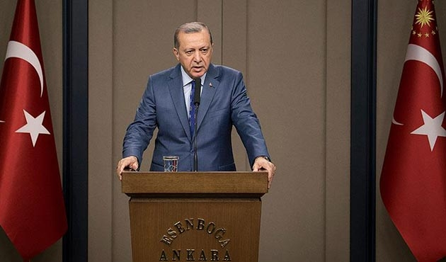 Erdoğan'dan 'Diyanet İşleri Başkanı Görmez görevinden ayrılıyor mu?' sorusuna cevap