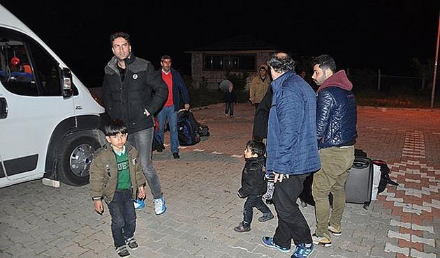 Edirne'de 27 kaçak yakalandı