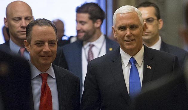 ABD Senatosu, yeni sağlık reformunda ilk engeli 'Pence' ile aştı