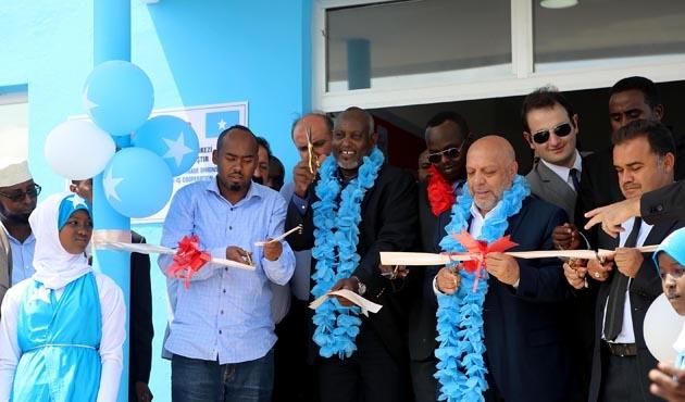 Somali'de 'İşçi Sendikaları Konfederasyonu' açıldı