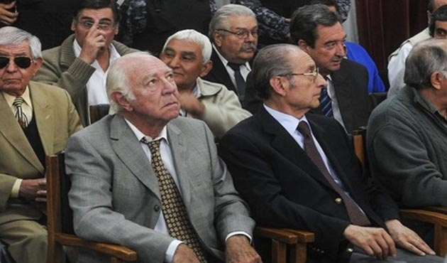 Arjantin'de eski yargıçlara müebbet