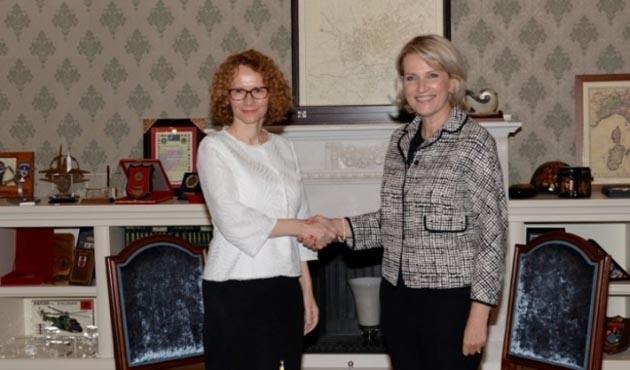 Arnavutluk'tan Makedonya'nın NATO üyeliğine destek