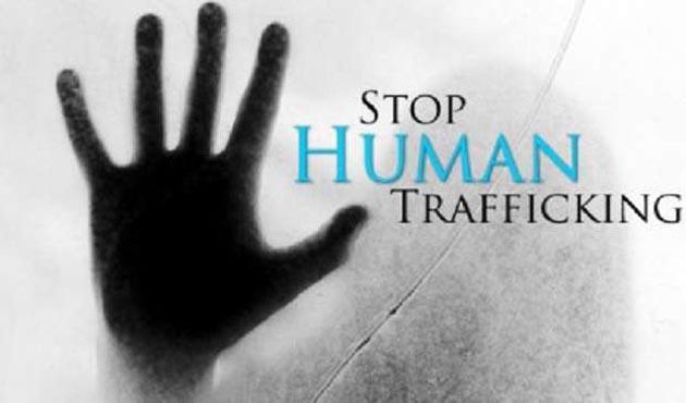 Nijerya'da insan kaçakçıları ile mücadele