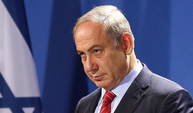Netanyahu Batı Şeria'da yeni işgal konutlarının temelini attı