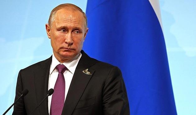 Putin'den ABD'ye 'yeni yaptırım' eleştirisi