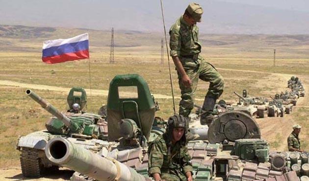 Rusya ve Ermenistan 'ortak ordu grubu' kuruyor