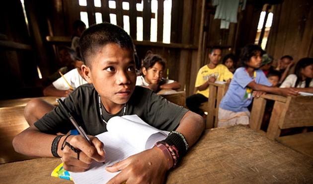 Filipinler'deki kabile okulları Duterte'ye kızgın