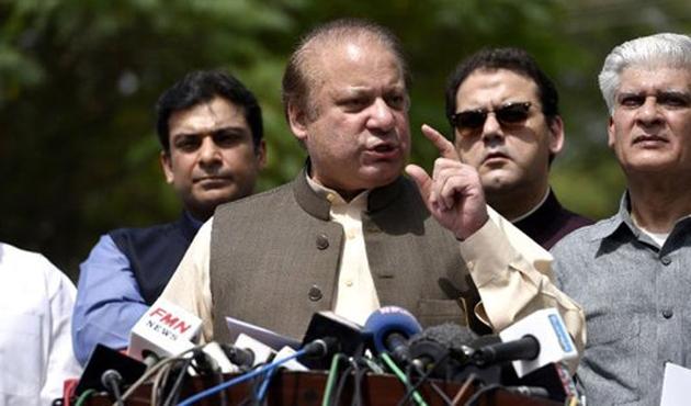 Pakistan Başbakanı Namaz Şerif görevden uzaklaştırıldı
