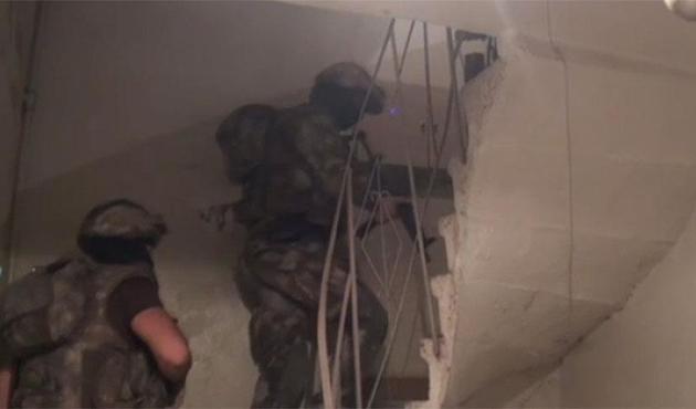 İstanbul'da eş zamanlı PKK operasyonu: 12 gözaltı