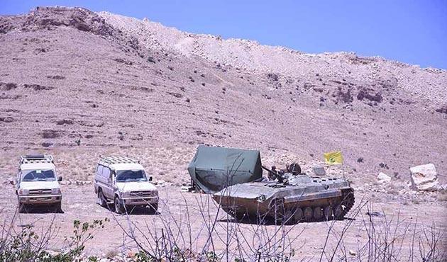 Lübnan-Suriye sınırında gerginlik sürüyor