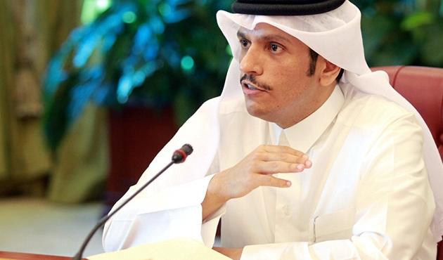 Katar'dan 4 Arap ülkesinin 'şartlı diyalog' teklifine ret