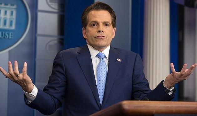 Trump'ın 10 günlük iletişim direktörü Scaramucci görevinden alındı!