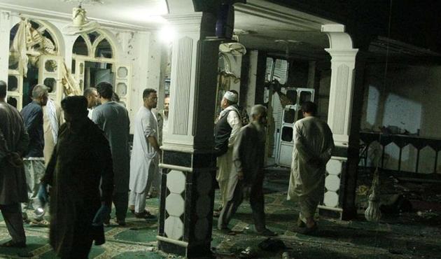 Afganistan'daki cami saldırısında ölü sayısı 29'a yükseldi
