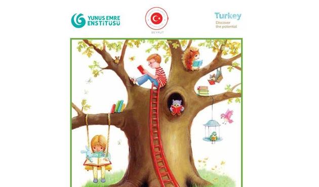Lübnan'da 'Türk masal atölyesi' etkinliği