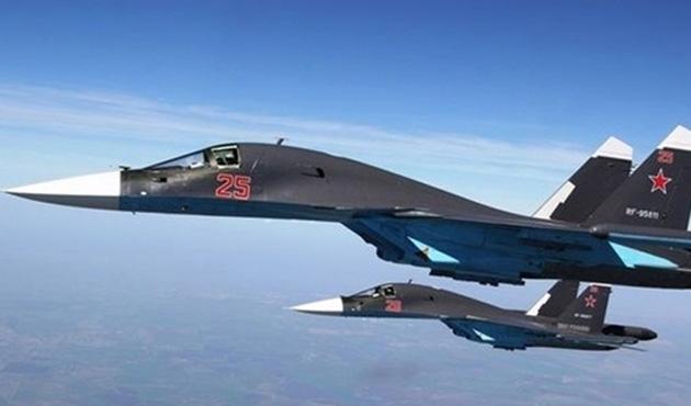 NATO savaş uçakları Finlandiya hava sahasını ihlal etti
