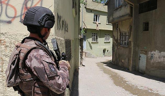 Siirt merkezli 7 ilde PKK operasyonu: 39 gözaltı