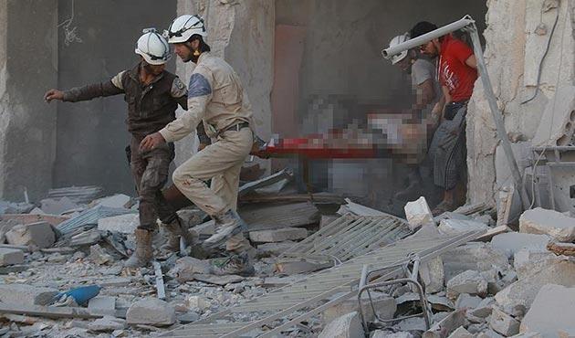 Rakka'da temmuz ayı bilançosu: 481 sivil öldü