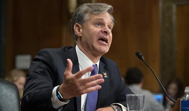 Trump'ın FBI direktörü adayına Senato'dan onay
