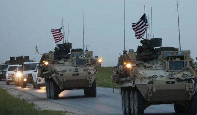 ABD'den PYD'ye askeri sevkiyat açıklaması